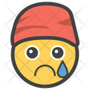 Sad Baby Male Man Icon