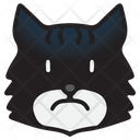 Sad Cat Icon