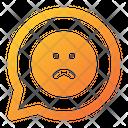 Sad Chat Sad Chat Icon