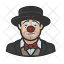 Sad Clown Sad Man Icon