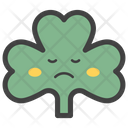 Sad Coriander Icon
