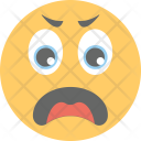 Unamused Face Sad Icon