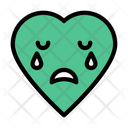 Sad Emoji Crying Icon