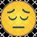 Sad Emoticon Icon