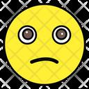 Emoji Sad Face Emoticon Icon