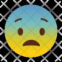 Face Sad Emotion Icon