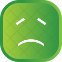 Sad Cry Face Icon