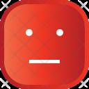 Sad Face Smiley Icon