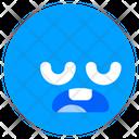 Sad Face Sad Emoticon Unhappy Icon