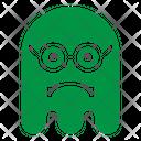 Sad Geek Icon