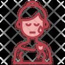 Sad Girl Girl Sad Icon