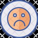 Sad Mood Icon