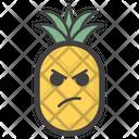 Sad Pineapple Icon