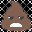 Poop Shit Human Waste Icon
