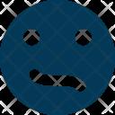 Sad Smiley Face Icon