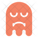Sad tired Icon