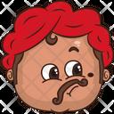 Sad Uncle Icon