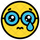 Sad Cry Upset Icon