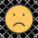 Sadness Icon