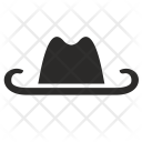Safari Hat Hunter Icon