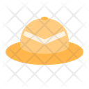 Africa Boy Scout Hat Icon