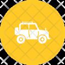 Safari Jeep Icon