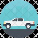 Driver Car Jeep Icon