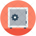 Safe Box Locker Icon