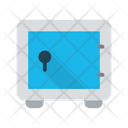 Safe Bank Security Icon