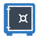 Safe Vault Locker Icon