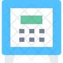 Safety Lock Safe Vault Icon