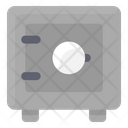 Payment Finance Safe Vault Icon