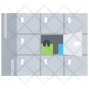 Safe Door Box Icon