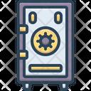 Safe Unbroken Undamaged Icon