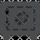 Locker Lock Safety Icon
