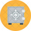 Safe Locker Vault Icon