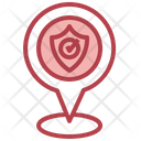 Safe Maps And Location Pacifism Icon