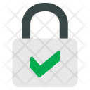 Safe Password Protection Icon