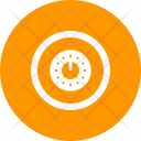 Safe Combination Security Icon