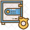 Safe Security Money Icon