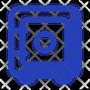 Safe bank Icon