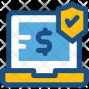 Safe Banking Icon