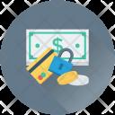 Safe Baking Dollar Icon