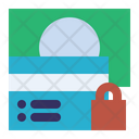 Safe Banking Atm Card Banknote Icon
