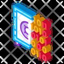 Code Binary Computer Icon