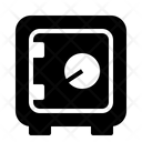 Safe Box Security Safety Icon