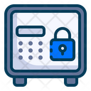 Safe Box Icon