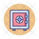 Msafe Box Safe Box Locker Icon