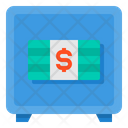 Safe Box Safety Box Finance Icon
