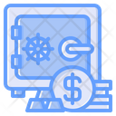Safe Box Save Box Money Box Icon